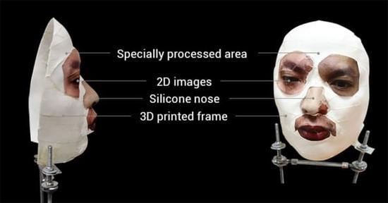 安全人员成功用3D面具模型欺骗Face ID