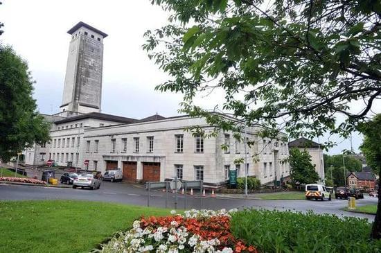 ▲纽波特市政局 图片来源:威尔士国民议会官网