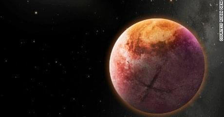 太阳系边发现极端物体 或发现第九大行星