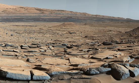 火星表面有化石?火星生命或藏身富含铁的岩石中