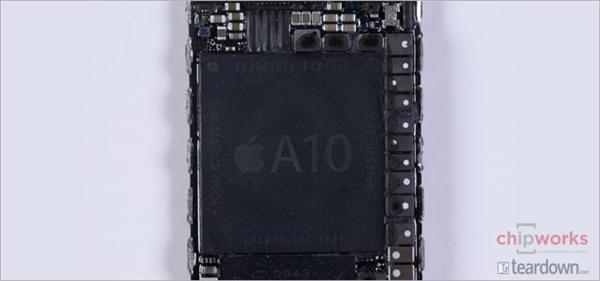 苹果A10处理器内核图曝光:找不到小核心CPU的照片 - 2