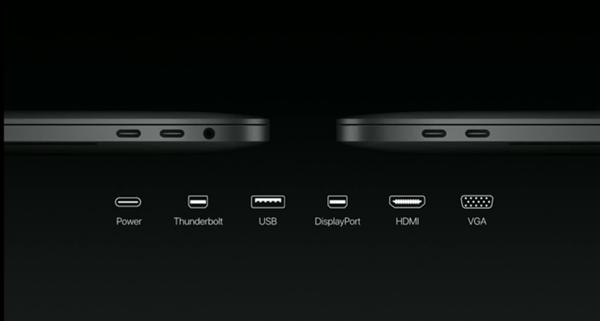 苹果MBP接口太超前 理想主义总要付点代价的照片 - 2