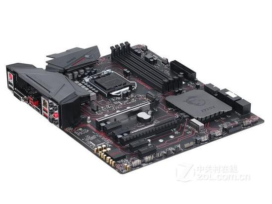 高性能 微星b250 gaming m3 售价1077元