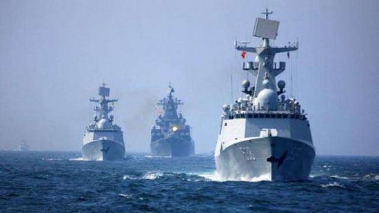俄海军扩大在印太军事实力 中俄海军将深化合作