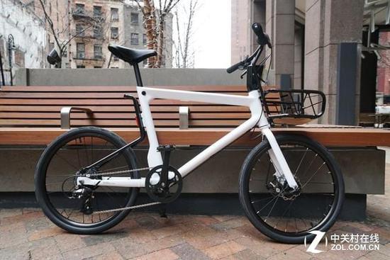 要啥共享单车!美国电动车能跑60公里!
