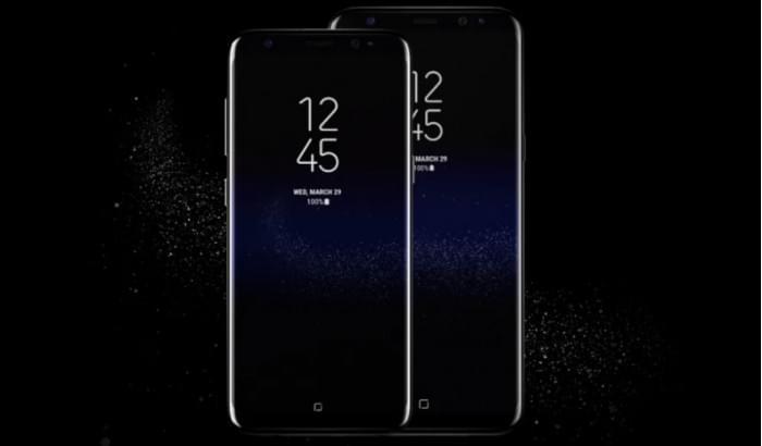 三星Galaxy S8正式发布 将于4月21日发售的照片 - 1