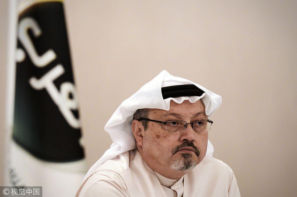 特朗普谈沙特记者失踪:没包庇沙特 真相或本周揭晓