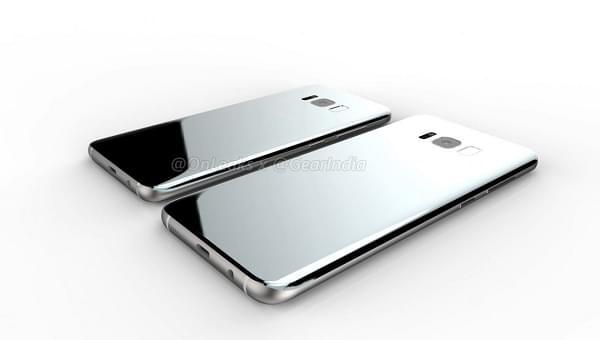 三星 Galaxy S8 / S8 Plus 渲染图曝光: 指纹传感器在哪?的照片 - 7