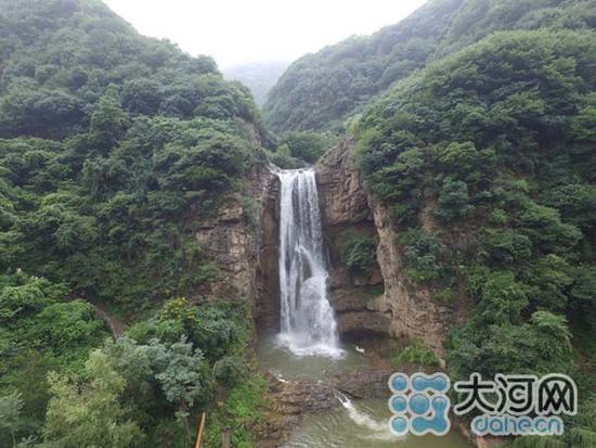 """豫西大峡谷""""漂流避暑节""""真热闹,漂流也能免费送!"""
