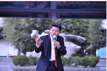 著名演讲家杨飞虎简介