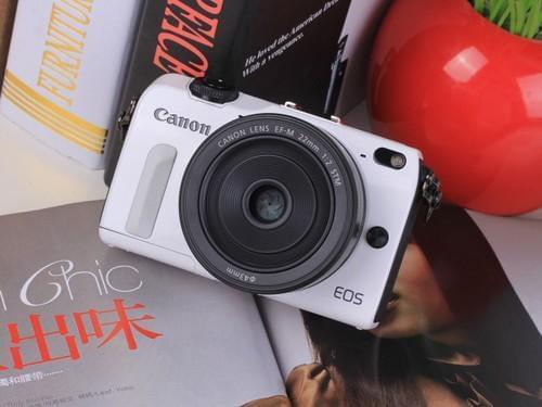 厦门微单相机 佳能EOS M2套机促销中