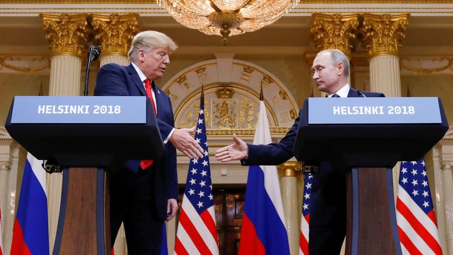 特朗普:不确定在巴黎是否会见普京 但G20上一定见