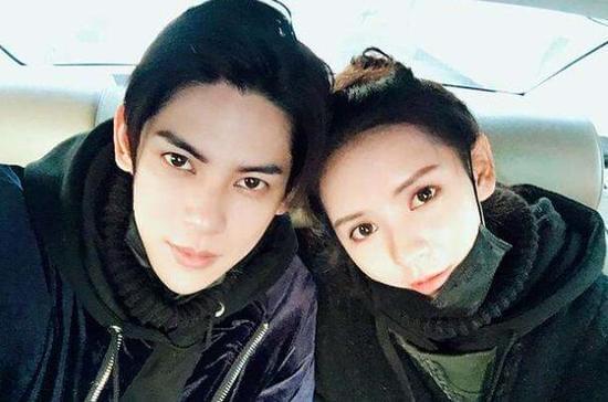 王思聪旧爱张予曦和现男友秀恩爱 晒这样的照片