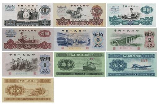 第三套人民币发行55周年,三版币中的一角钱币价值一路走高