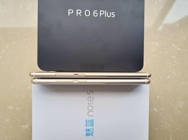 香槟金 PRO 6 Plus (顶配版) 与 魅蓝 Note 5 上手图赏的照片 - 19