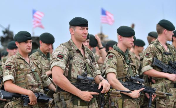 外媒关注13国军队在格鲁吉亚演练协同作战