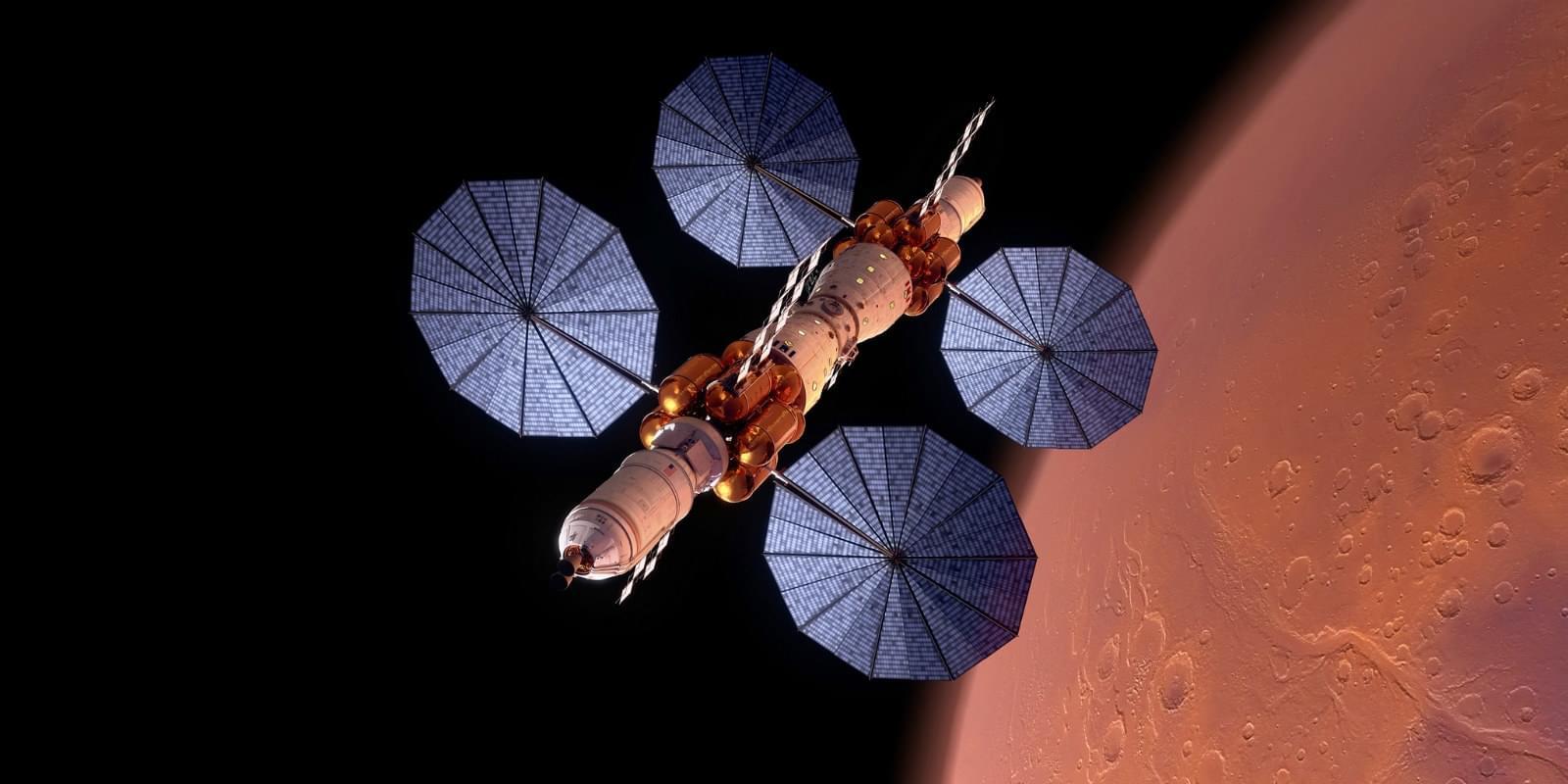 除了马斯克 美国这家公司也想送人类上火星