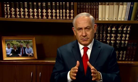 以色列总理称特朗普:勇敢与伊朗恐怖主义政权对抗