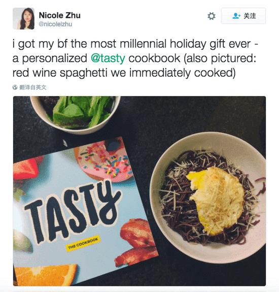 Buzzfeed做了本烹饪书,不到两个月就卖出10万本