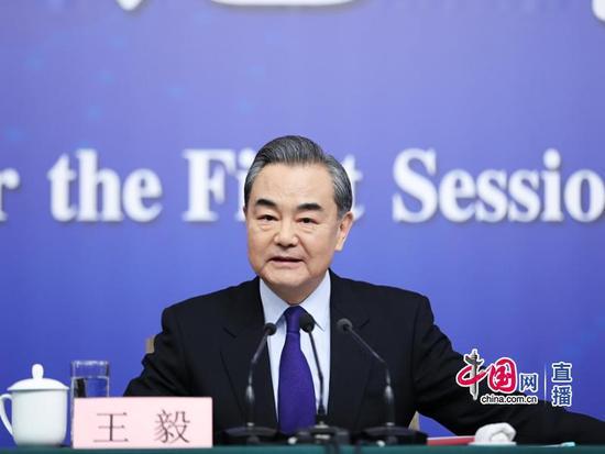 一文读懂外交部新闻发布会:王毅回应中美贸易摩擦