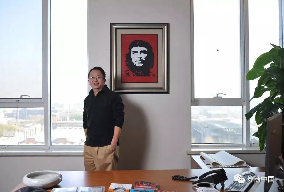 刘强东的发财树王健林的全家福 大佬办公室长这样
