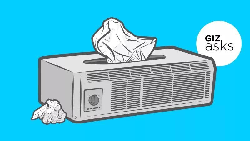 都是吹空调 为啥我得了空调病?快把你家空调洗洗