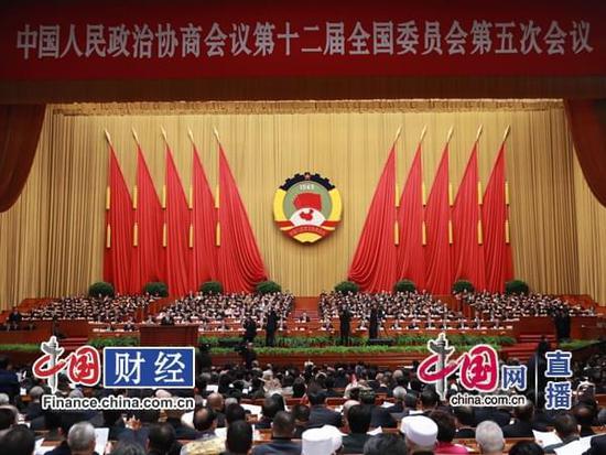 俞正声:全国政协常委会紧扣供给侧结构性改革调研议政