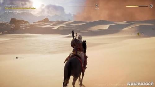 《刺客信条》:起源新截图/拟真沙漠环境