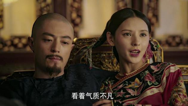 张予曦饰演水玲珑