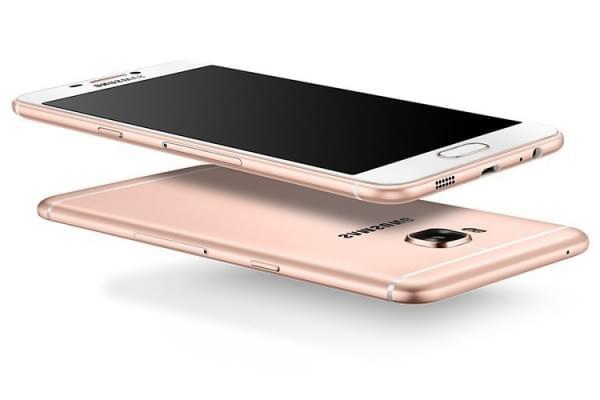 三星Galaxy C5 Pro和C7 Pro将在下月21日发布的照片