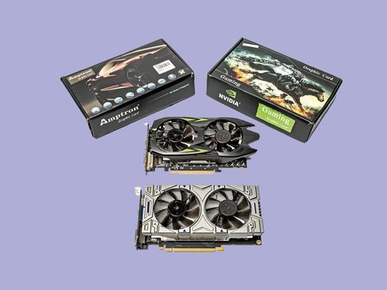老外遭遇来自东方的GTX 1060假卡:系GTS 450刷BIOS而来
