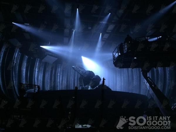 《异形:契约》片场照流出 新异形模型惊悚曝光的照片 - 3
