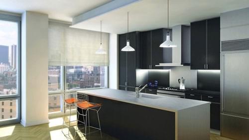 厨房吊顶,吊顶材质,铝扣板,青岛厨房装修,青岛装修设计