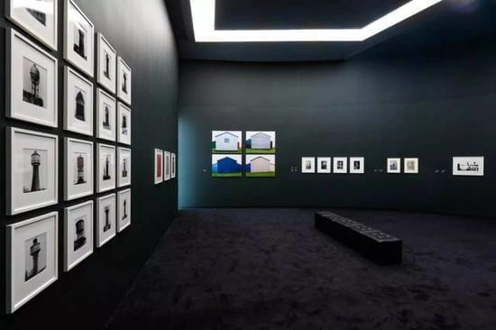 """""""德国制造:从19世纪到今天的德国摄影""""现场。图片:上海摄影艺术中心"""