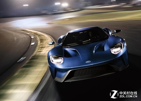 福特品牌多款新车型强势出击上海车展
