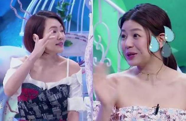陈妍希曝陈晓得知她怀孕反应 没想到对方这么淡定