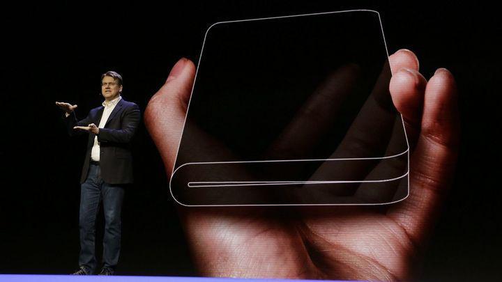 三星手机的未来属于折叠屏:明年推向市场