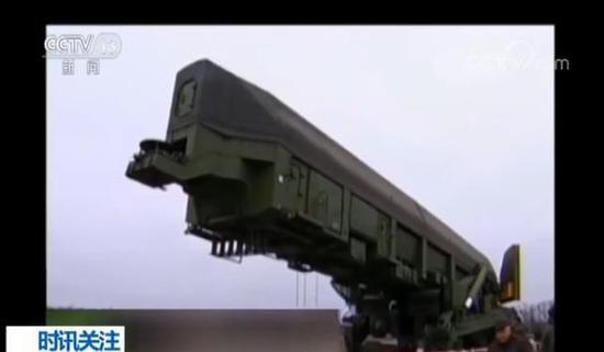 俄成功试射亚尔斯导弹 专家:可摧毁美5万人口城市