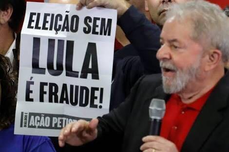 巴西前总统卢拉召开记者发布会 首次表态自己无罪