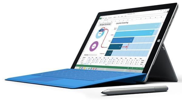 微软证实Surface Pro 3仍有电池问题:承诺在新版固件中修复的照片
