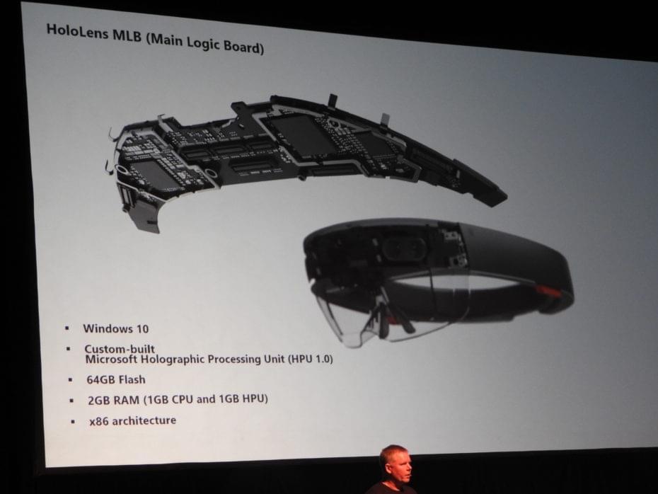 微软高管:HoloLens可谓时下最先进的新科技产品的照片 - 5