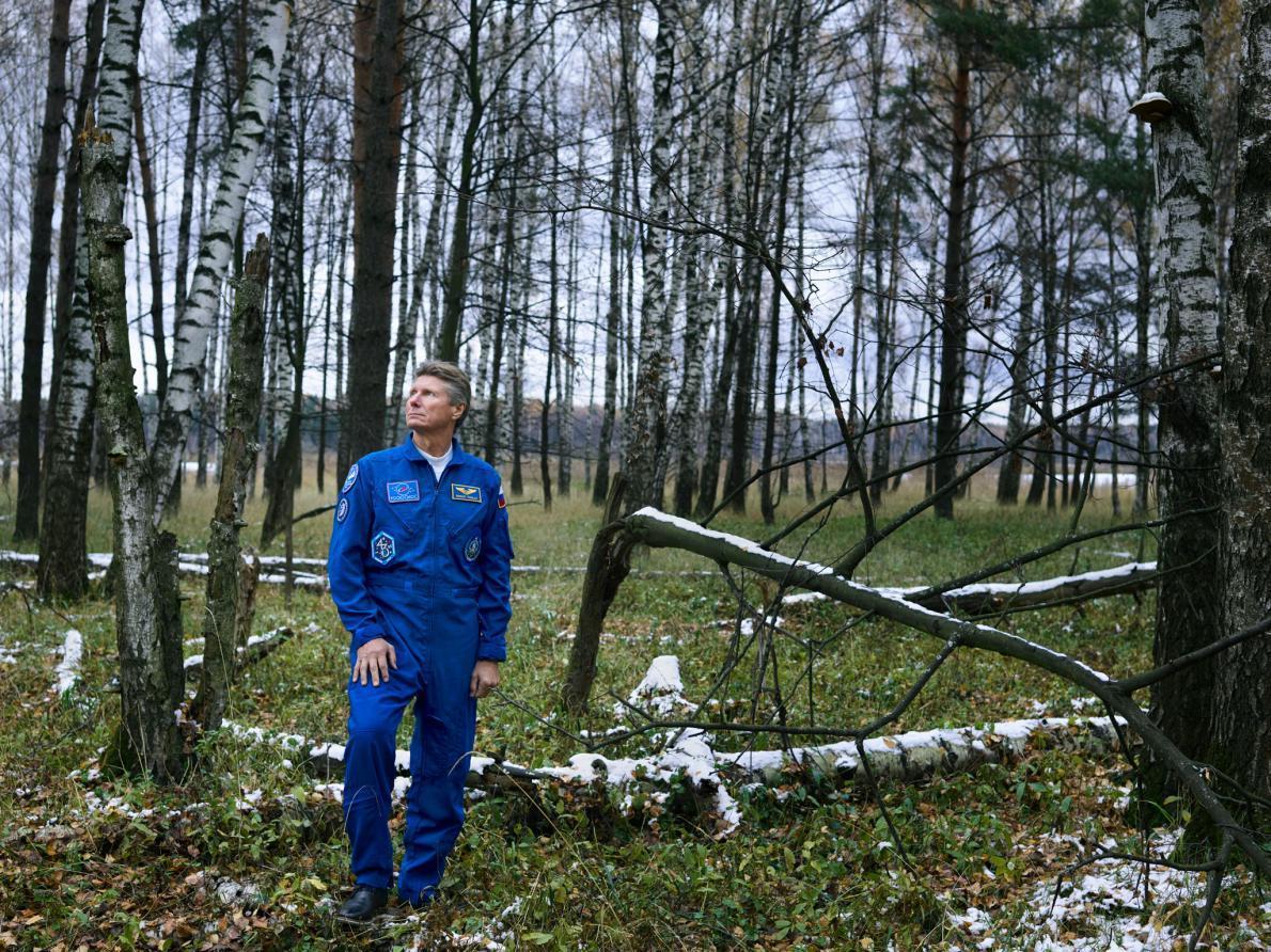 这位俄罗斯宇航员在太空待了879天 他怎么看人生