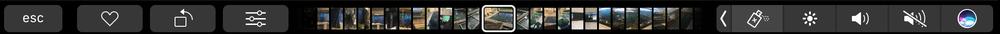 抢先看苹果自家的应用会如何支持Touch Bar的照片 - 31
