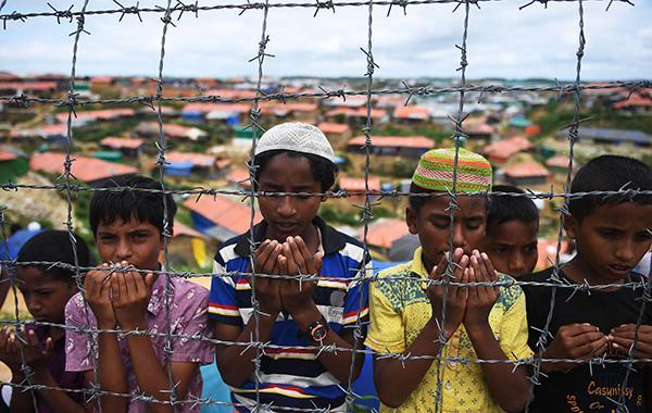 英媒:欧盟欲就难民问题制裁缅甸 缅或失免关税政策