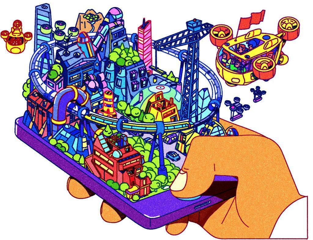 硅谷房价高交通堵,科技真能创造出美丽新城市吗