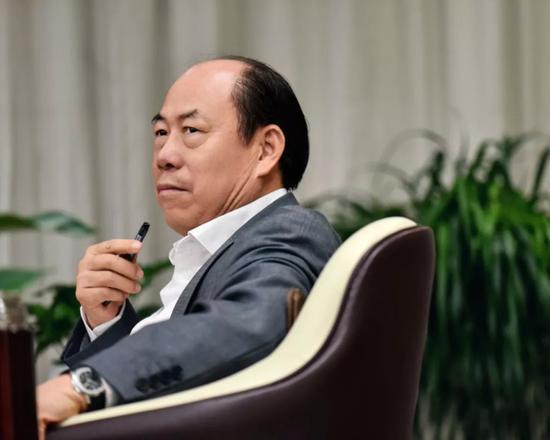 杨国强。摄影:史小兵