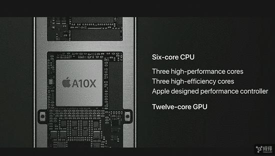 最强6核芯:苹果的新A11芯片将带来哪些新变化