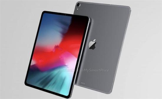 新iPad Pro渲染图(图源见水印)