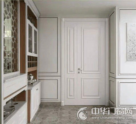 入户门与护墙板,窗套,鞋柜(鞋柜装修效果图)的搭配