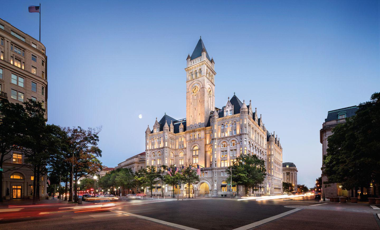 特朗普举办竞选活动:宾客需捐巨款 合影要7万美元